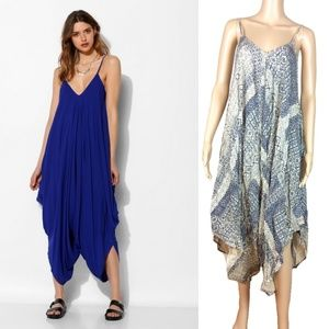 NWOT Urban Outfitters harem romper